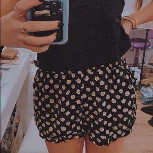 LF Flower Flowy Shorts